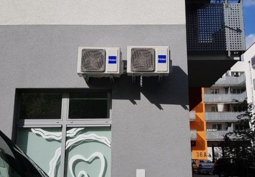 klimatyzacja do biura Wrocław